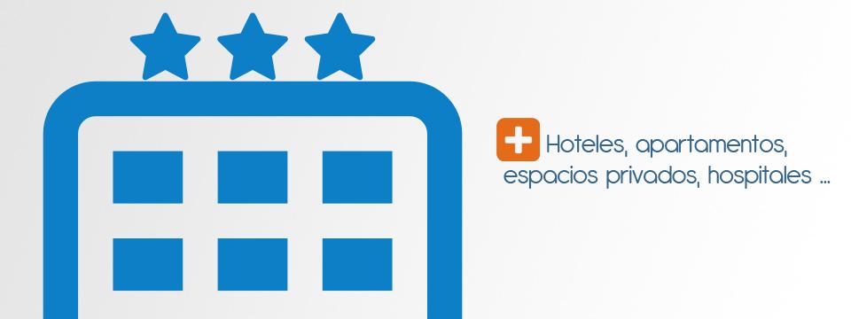 Hoteles …